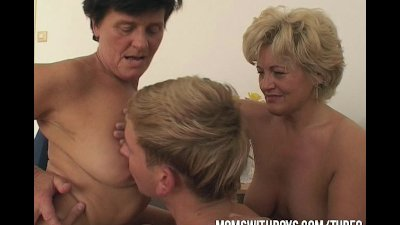 Young Boy Receives Real Thorough Sex Education From Two Moms