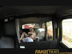 Preview 8 of Faketaxi Stunning Scottish Blonde With Great Tits And Body