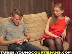 Preview 5 of Young Courtesans - Special Date With A Courtesan