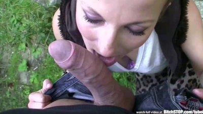 Bitch STOP - Amazing fucking with very horny Czech bitch