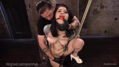 Sweet Slut Decimated By Brutal Torment