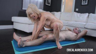 Erica Lauren and Jay Crew Sexercise