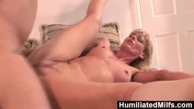 Humiliated Milfs - Picked Up and Plowed in All Holes