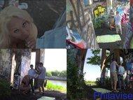 philavise- public multi-angle with milf alyssa lynn