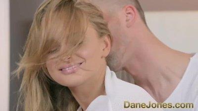 DaneJones Beautiful blonde adores intimate love making