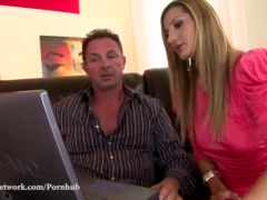 Preview 3 of Ddf Network - Romanian Glamour Model Loves Double Penetration