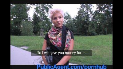 PublicAgent Blonde lesbian tak
