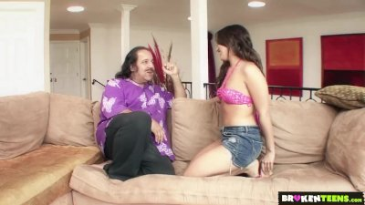 BrokenTeens - Ron Jeremy Still Going Hard