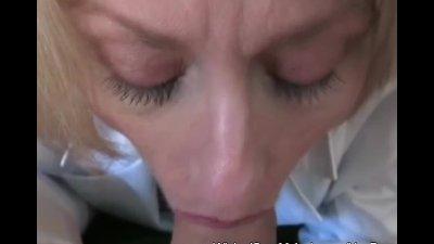 GILF Fucks Her Doctor
