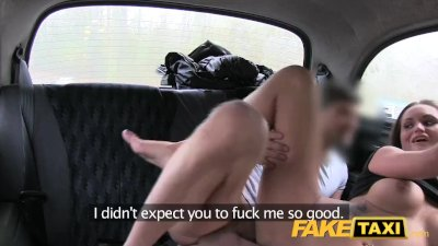 Fake Taxi Divorced lady gets t