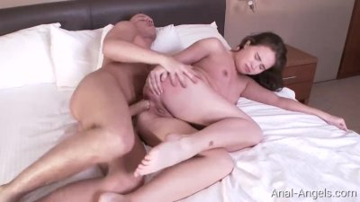 anal-Angels.com - Jenny Fer - Messy sex after bath