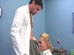 pissed professor stucked his cock to Melanie Jayne s noisy mouth