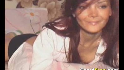 Hd French Milf On Webcam