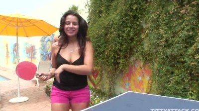 hot latina Pepper Foxxx gettin