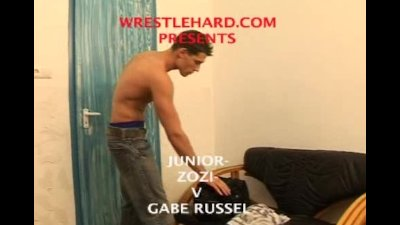 Muscletwink punishment orgy
