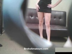 Red haired amateur casting video Red haired amateur girl porn audition
