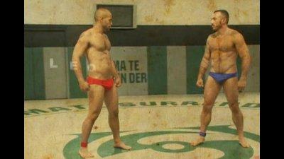 Leo Forte vs Alessio Romero