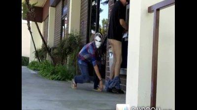 Masked Creepster Pants Stranger