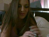 Gorgeous Busty Webcam Nymphop1