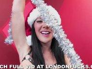 Jayden and London's Merry XXXmas