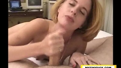 Porn first timer vs tiny dick