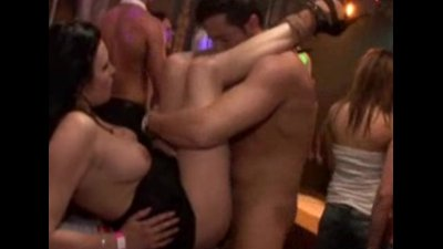 CFNM Group Sex Party
