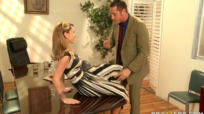 - Big tit tight agent co...