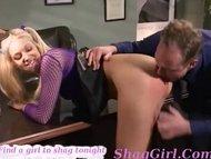 bad girl punished