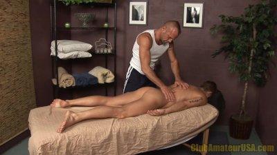 Pornstar Rub Down