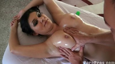 Nadia's Pervert Masseuse