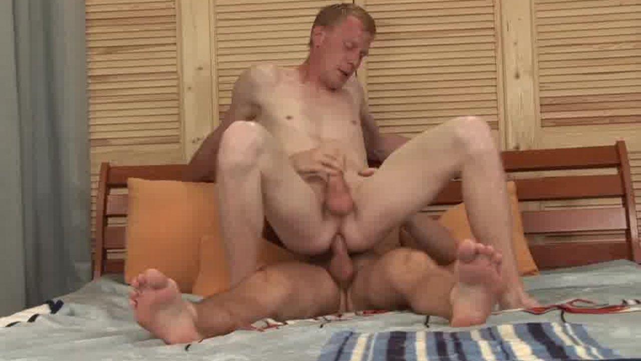 Redhead twink porn