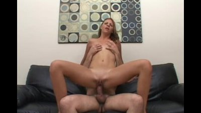 Jizelle Pussy Drilled and Creampied