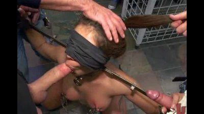 Latina Ass Gets Dominated