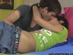 Orgasmic Day of Fucking for Twinks