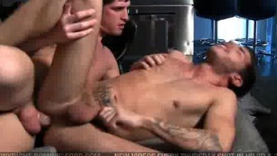 Jayden Grey Fucks Tristan Mathews