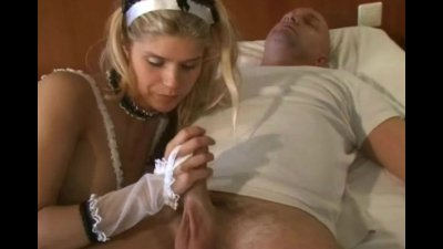Dutch Hotel Maid Sex