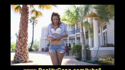 Melanie Rios The Hottest Teenhitchiker