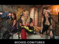 WICKED LIVE SHOW 1  Jessica Drake, Kaylani Lei  Alektra Blue