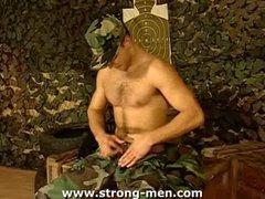 Amateur Military Stud