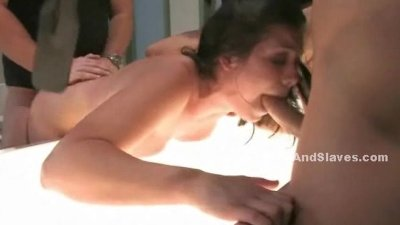 Sex slave abused and foced to please