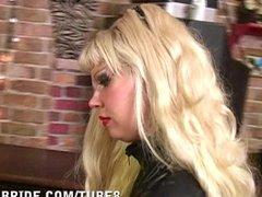 Preview 1 of Crossdresser Gets Strapon By Femdom