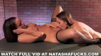 Natasha  Dani Daniels Naughty Fun