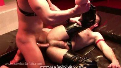 Rough Breeding at the Club
