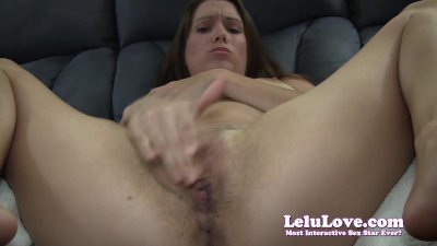 Lelu LoveMultiple Cumshot Jerkoff Encouragement
