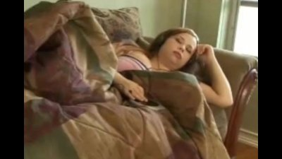 Chubby BBW Ex Girlfriend sleeping