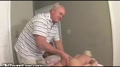 A Mature Doctor Fingering A Young Girl Sweet Pussy