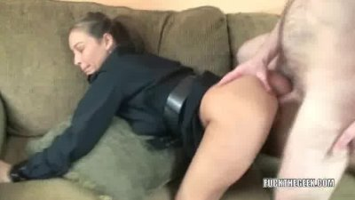 Logan fucks naughty blonde Lee