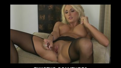 HOT blond MILF Alicia Secrets
