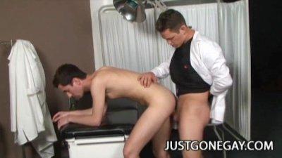 Doctor Fucks His Cute Patient