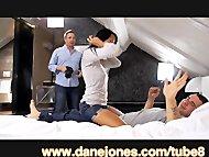 DaneJones Making sex